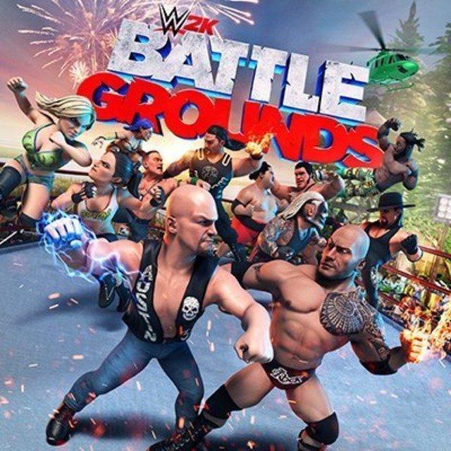 WWE 2K Battlrgrounds