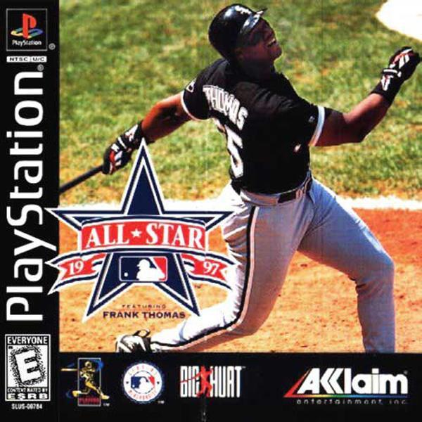 All-Star Baseball [U] [SLUS-00392] front cover