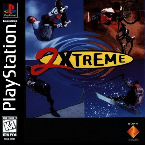2Xtreme [U] [SCUS-94508] front cover