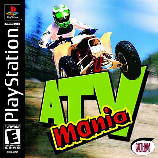 ATV Mania [U] [SLUS-01545] front cover