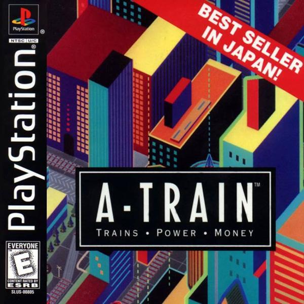 A-Train [U] [SLUS-00003] front cover