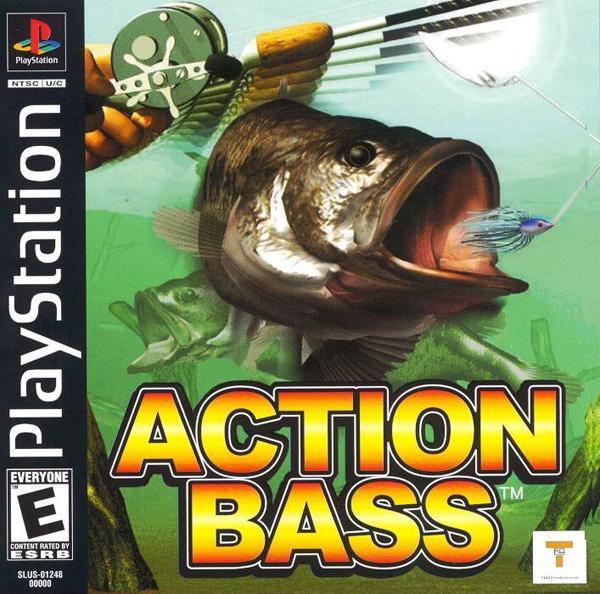 Action Bass [U] [SLUS-01248] front cover