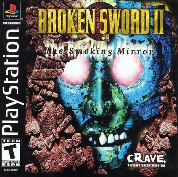 Broken Sword 2 - The Smoking Mirror [U] [SLUS-00812] front cover