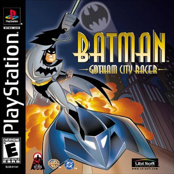 Batman - Gotham City Racer [U] [SLUS-01141] front cover