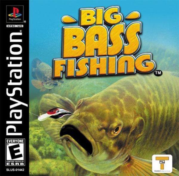 Big Bass Fishing [U] [SLUS-01442] front cover