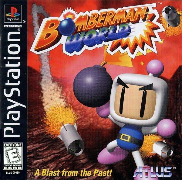 Bomberman World [SLUS-00680] front cover