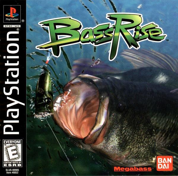 BassRise Fishing [U] [SLUS-00905] front cover