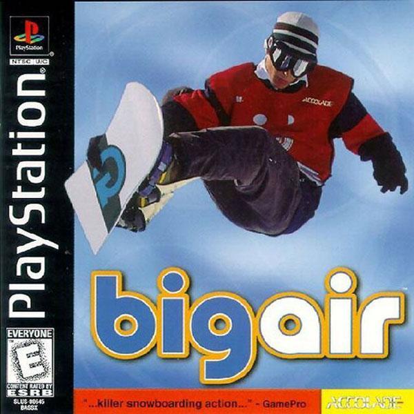 Big Air [U] [SLUS-00645] front cover