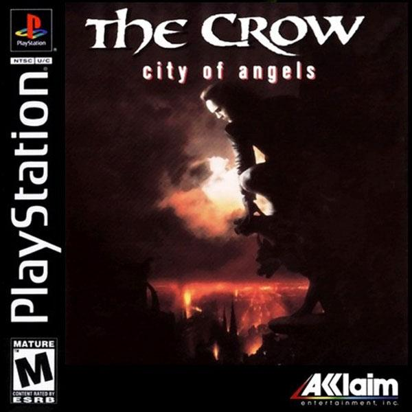 Crow The - City of Angels [U] [SLUS-00242] front cover