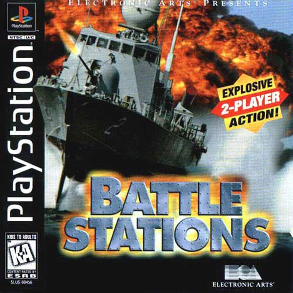 Battlestations [U] [SLUS-00456] front cover