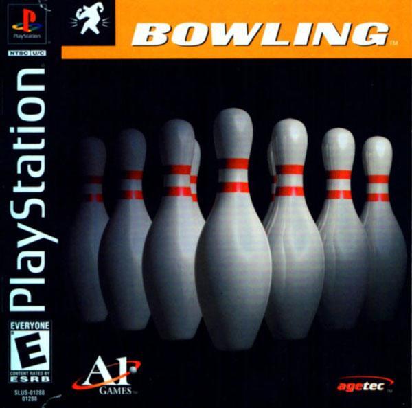 Bowling [U] [SLUS-01288] front cover