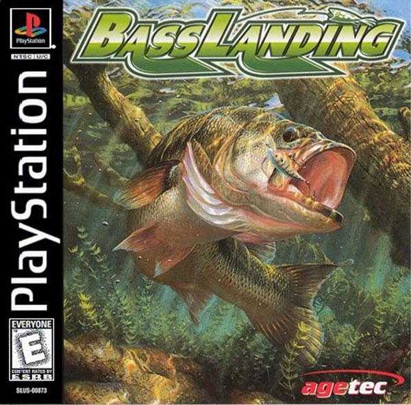 Bass Landing [U] [SLUS-00873] front cover