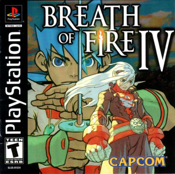 Breath of Fire IV [U] [SLUS-01324] front cover