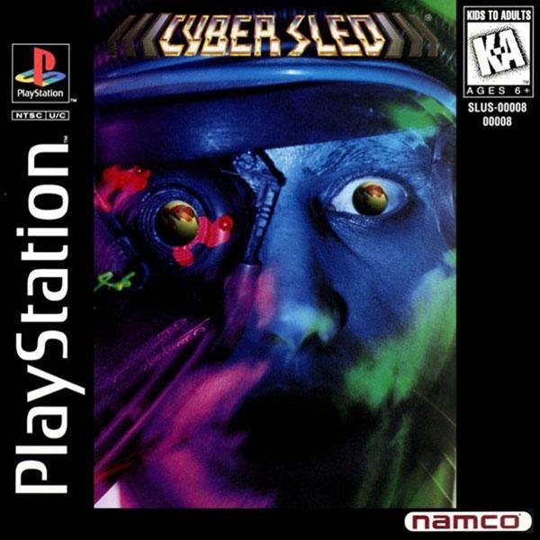 Cybersled [U] [SLUS-00008] front cover