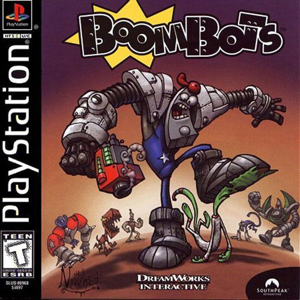 Boombots [U] [SLUS-00968] front cover