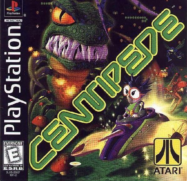 Centipede [U] [SLUS-00807] front cover