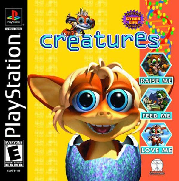 Creatures [U] [SLUS-01438] front cover