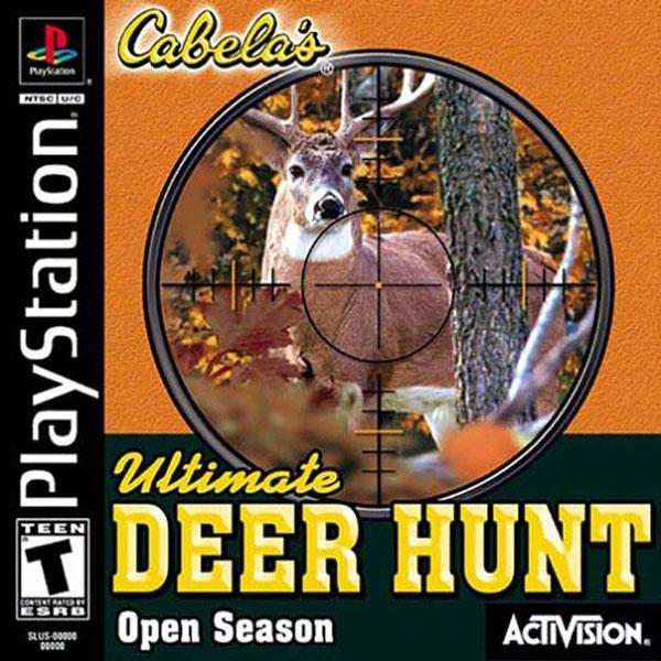 Cabela's Ultimate Deer Hunt [U] [SLUS-01474] front cover