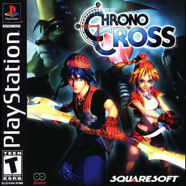 Chrono Cross [Disc1of2] [U] [SLUS-01041] front cover