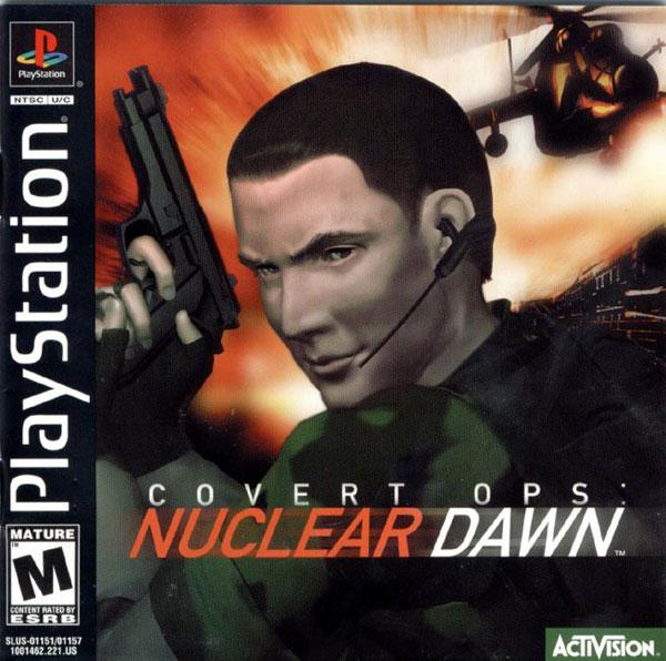 Covert Ops - Nuclear Dawn [Disc1of2] [U] [SLUS-01151] front cover