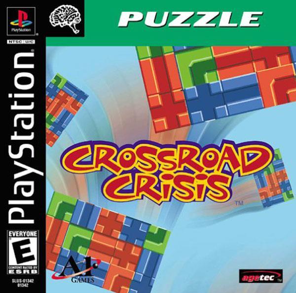 Crossroad Crisis [U] [SLUS-01342] front cover