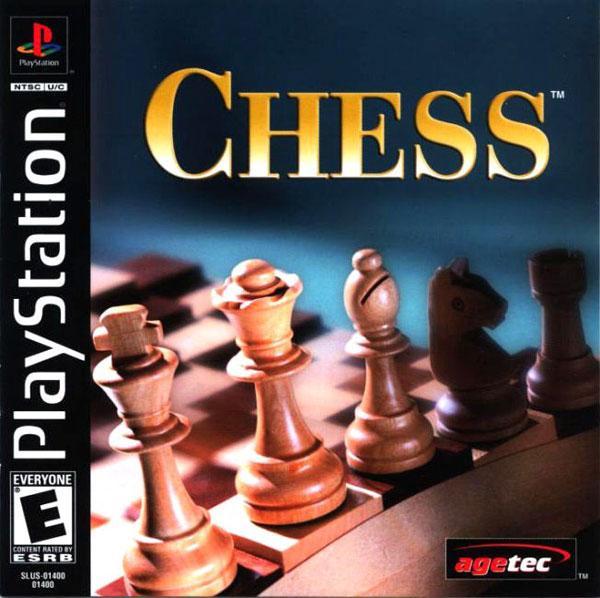 Chess [U] [SLUS-01400] front cover