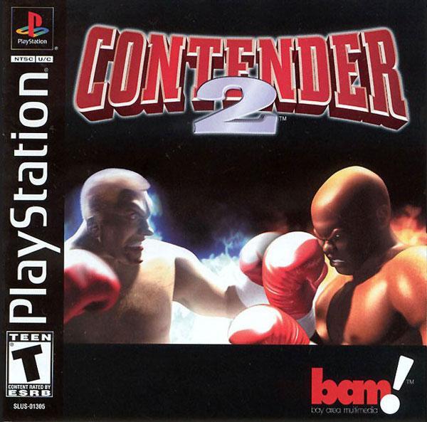 Contender 2 [U] [SLUS-01305] front cover