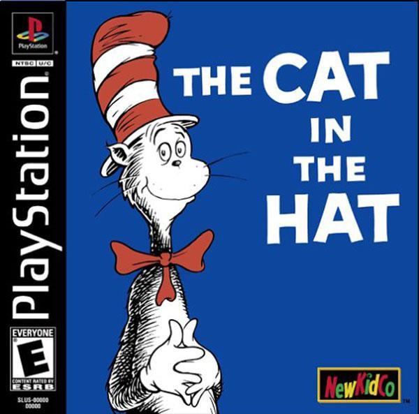 Cat in the Hat [U] [SLUS-01579] front cover