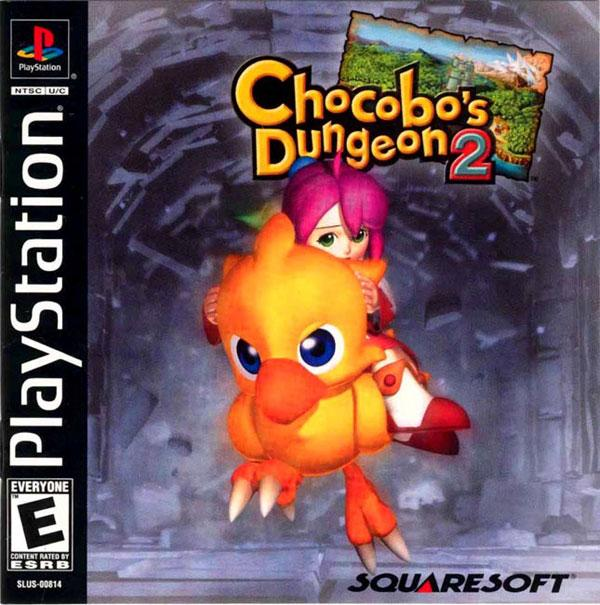 Chocobo's Magical Dungeon 2 [U] [SLUS-00814] front cover