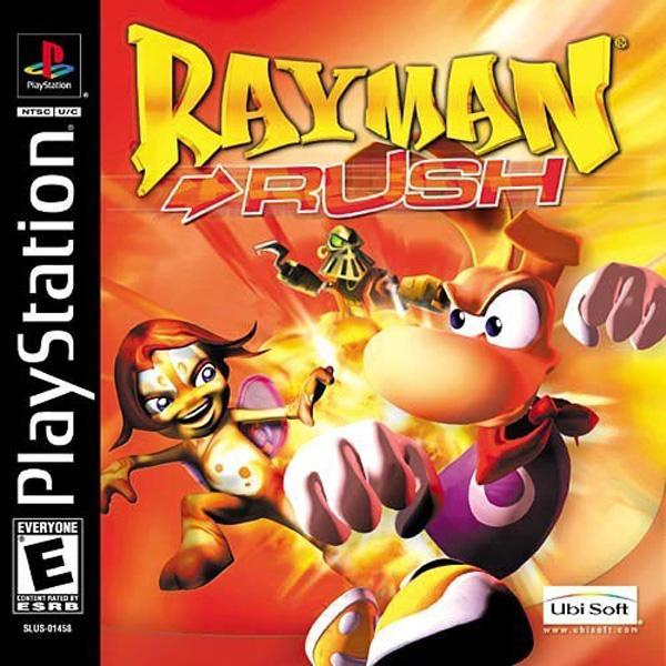 Rayman Rush [U] [SLUS-01458] front cover