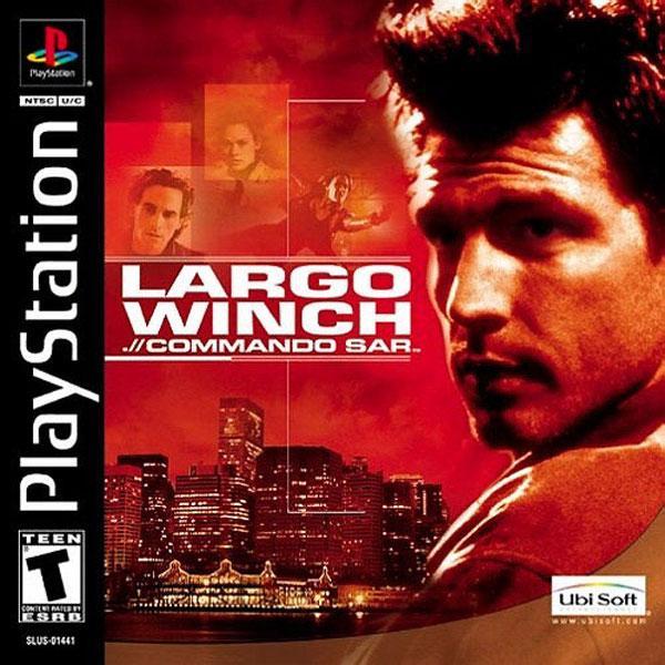 Largo Winch - Commando Sar [U] [SLUS-01441] front cover