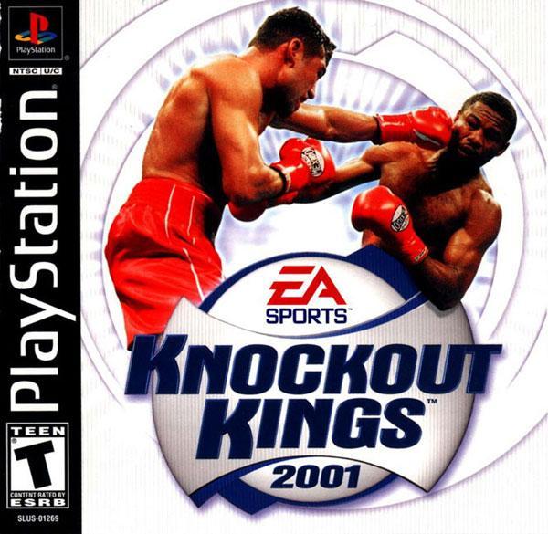 Knockout Kings 2001 [U] [SLUS-01269] front cover