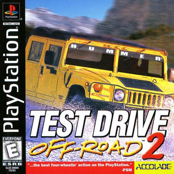 Test Drive Off-Road 2 [U] [SLUS-00609] front cover
