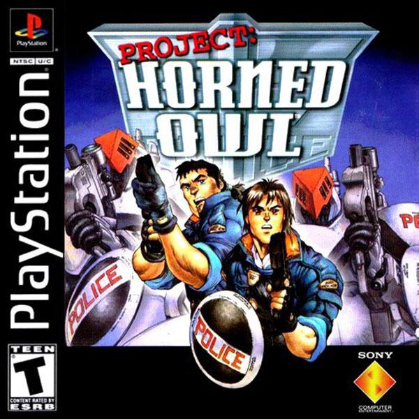 Project - Horned Owl [U] [SCUS-94408] front cover