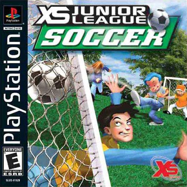XS Jr. League Soccer [U] [SLUS-01520] front cover