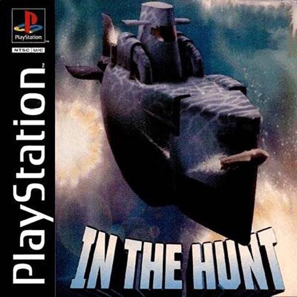 In The Hunt [U] [SLUS-00172] front cover