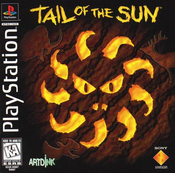 Tail of the Sun - Wild, Pure, Simple Life [U] [SCUS-94607] front cover