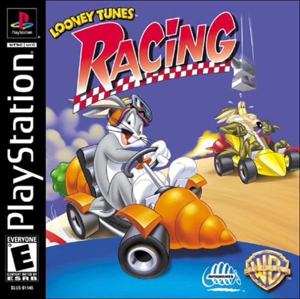 Looney Tunes Racing [U] [SLUS-01145] front cover