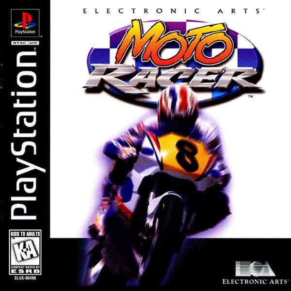 Moto Racer [U] [SLUS-00498] front cover
