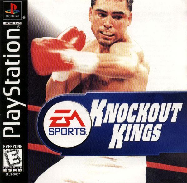 Knockout Kings [U] [SLUS-00737] front cover