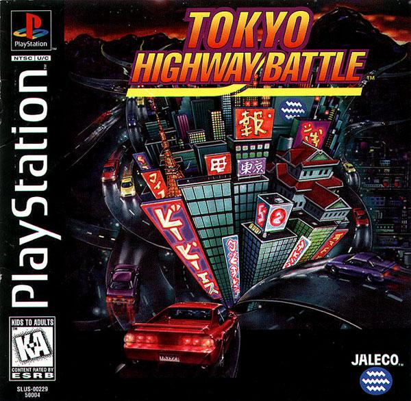 Tokyo Highway Battle [U] [SLUS-00229] front cover