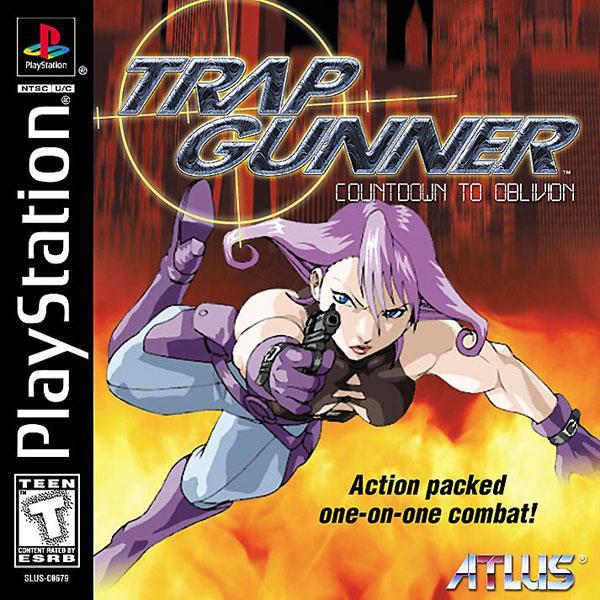 Trap Gunner [U] [SLUS-00679] front cover