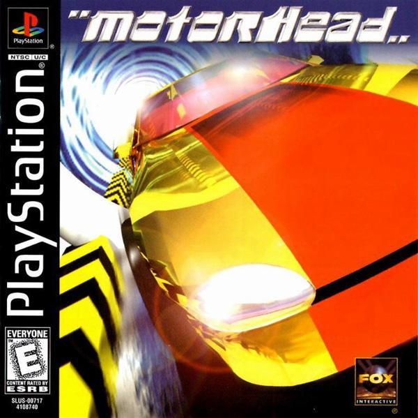 Motorhead [U] [SLUS-00717] front cover
