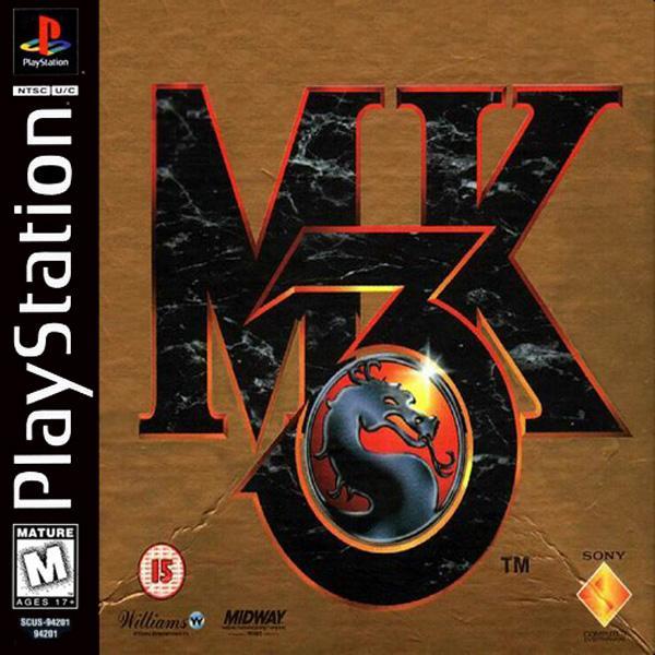 Mortal Kombat 3 [U] [SCUS-94201] front cover