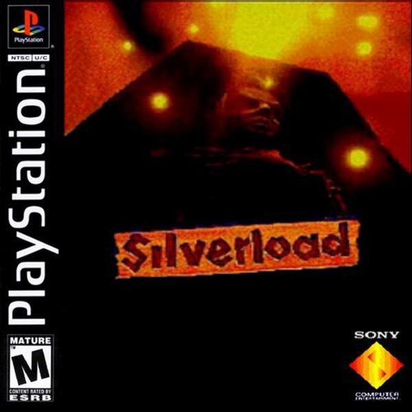 Silverload [U] [SLUS-00050] front cover