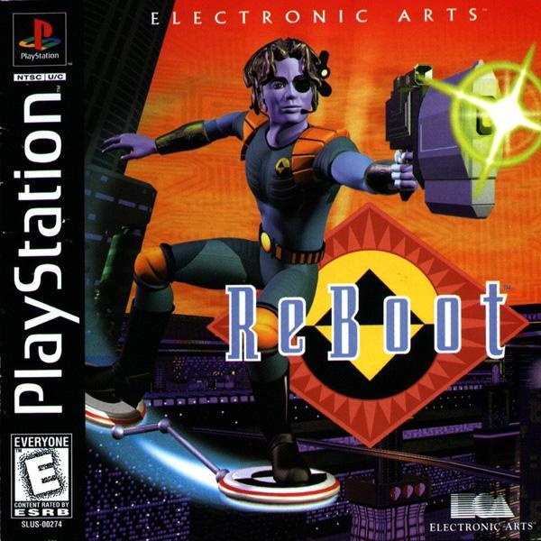 Reboot [U] [SLUS-00274] front cover