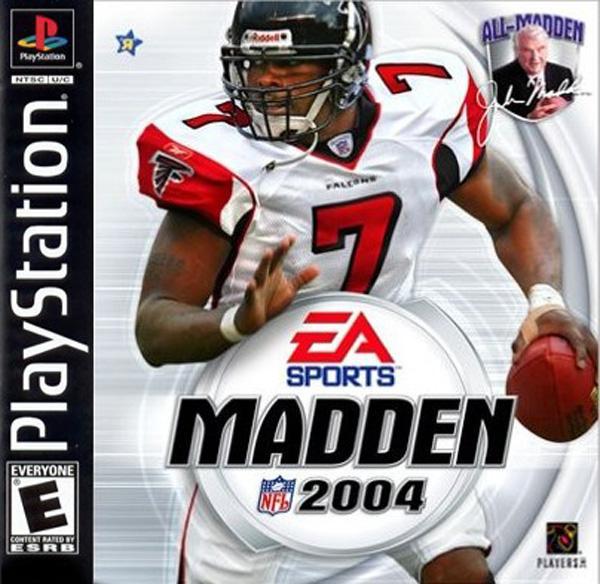 Madden NFL 2004 [SLUS-01570] front cover