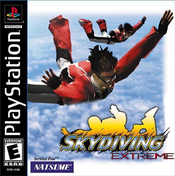 Skydiving Extreme [U [SLUS-01392] front cover
