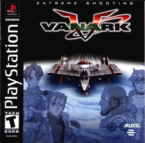 Vanark - Astro Trooper [U] [SLUS-01035] front cover