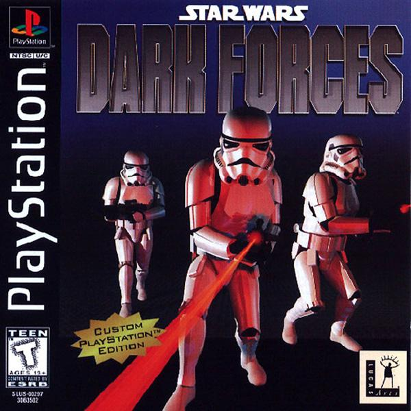 Star Wars - Dark Forces [U] [SLUS-00297] front cover